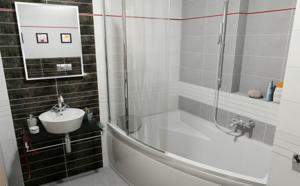 Sprchový kout vana