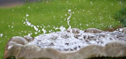 voda ve fontane