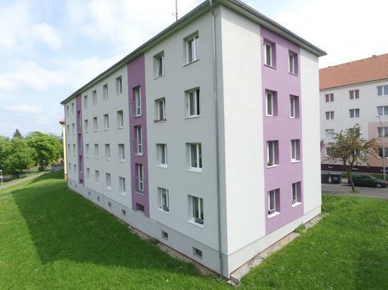 zrevitalizovana budova