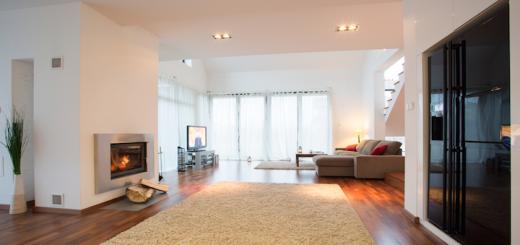 moderni obyvaci pokoj s kobercem_nahledove foto
